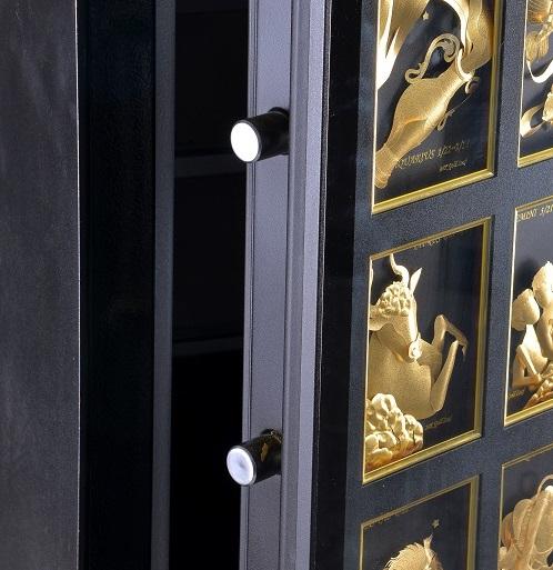 گاوصندوق lucell 2000 gold