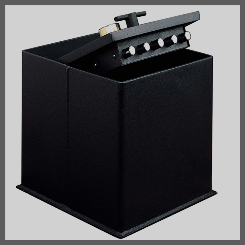 گاوصندوق زیرزمینی یا floorsafes