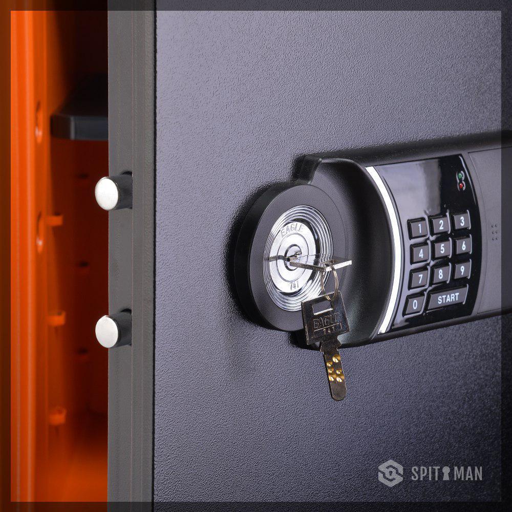 انتخاب قفل گاوصندوق