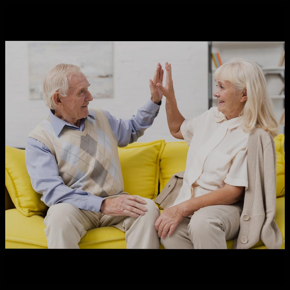 گاوصندوق مناسب افراد مسن