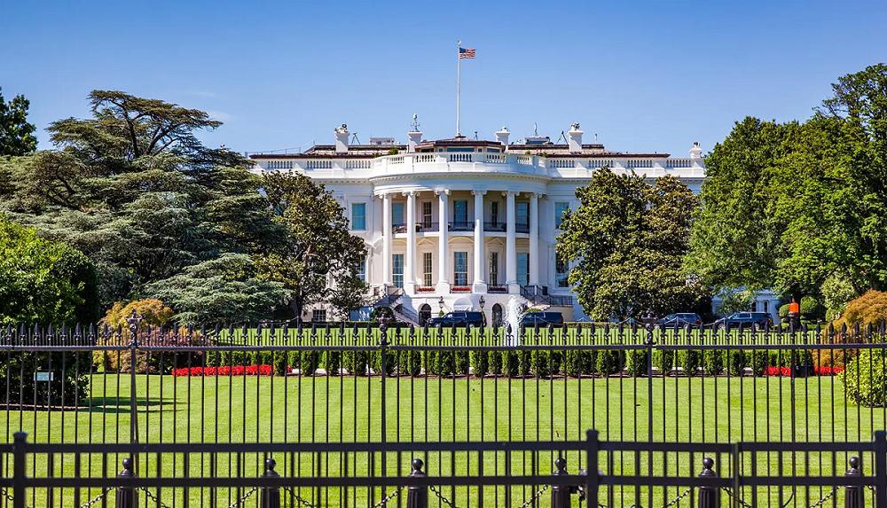 امنیت کاخ سفید