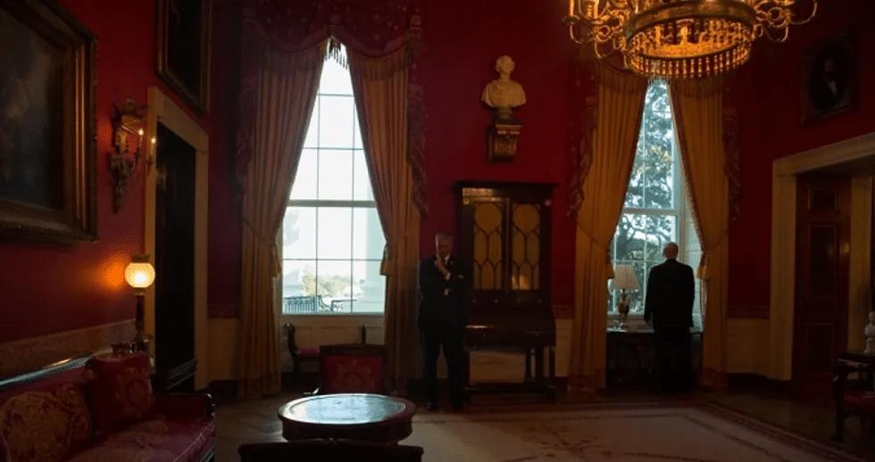 پنجره های ضدگلوله برای حفظ امنیت کاخ سفید