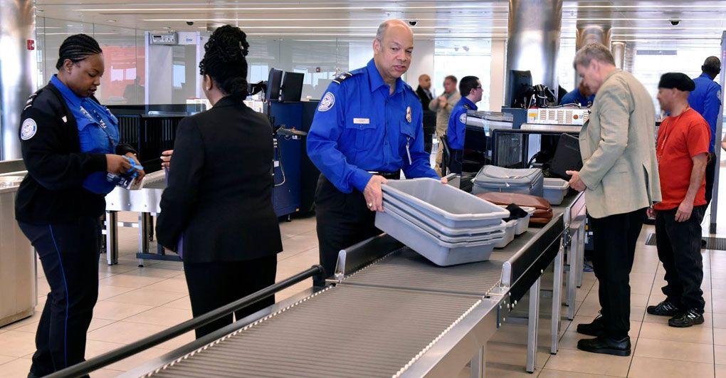شکست امنیتی TSA