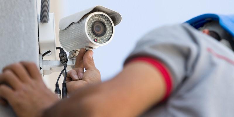 سرویس دوربین های مداربسته در ارزیابی ساختمان